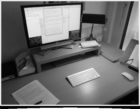 Le MacBook Air, comme machine de bureau