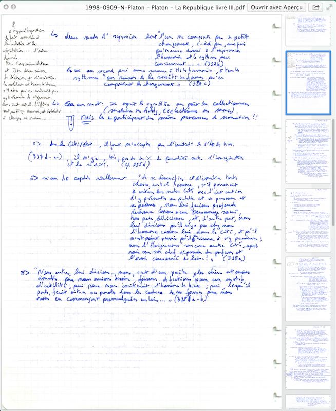 Notesplaton